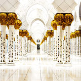 White Mosque Royalty Free Stock Images