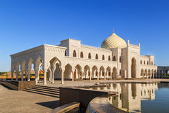 White mosque. Stock Photos