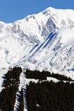 White mountain Stock Images