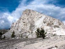 White mountain Royalty Free Stock Image