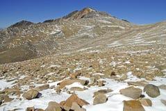 White Mountain Peak, California Royalty Free Stock Images