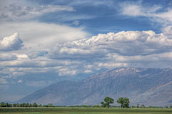 White Mountains Stock Images