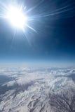 White  mountains Stock Photo