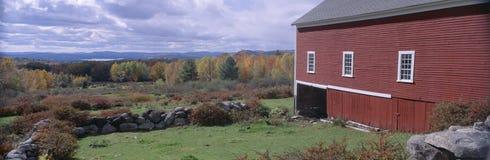 White Mountains, Autumn, New Hampshire Royalty Free Stock Photo