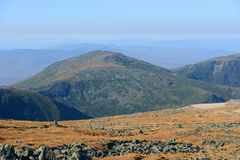 White Mountains in Fall, New Hampshire, USA Royalty Free Stock Photos
