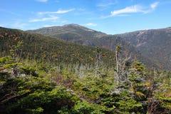 White Mountains Royalty Free Stock Photo