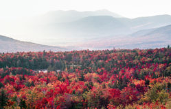 White Mountains, New Hampshire Stock Images