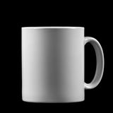 White mug Stock Photography