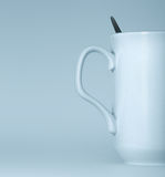 White mug Stock Photos
