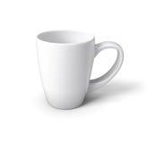 White mug Royalty Free Stock Photography