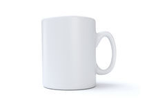White Mug Royalty Free Stock Photo