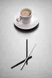 Express yourself espresso style. Royalty Free Stock Image