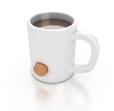 White mug Royalty Free Stock Photo