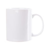 White mug Royalty Free Stock Photos