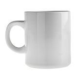 White mug Royalty Free Stock Photos