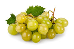 White Muscat Grapes Stock Photos