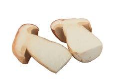 White mushroom Stock Image