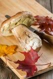 White Mushroom (cep) Stock Images
