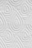 White napkin paper texture background Royalty Free Stock Photos