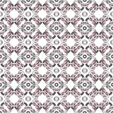 White net on black background. seamless pattern Royalty Free Stock Images