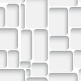 White net seamless Royalty Free Stock Image