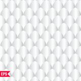 White neutral  pattern background for your design. Stock Image