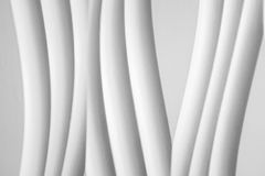 White neutral texture and background Royalty Free Stock Images