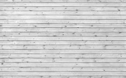 White new wooden wall background texture Stock Image