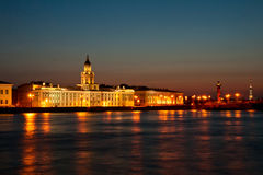White night in Saint-Petersburg Royalty Free Stock Image