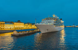 The White Nights in St.-Petersburg Royalty Free Stock Photography