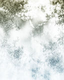 White Noise. Fantasy texture for your artistic creations Royalty Free Stock Images