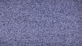 White noise no channel signal - Static white noise TV no signal long  video. Ultra HD 4K High quality footage size (3840x2160 stock video footage