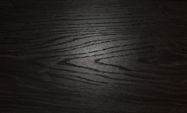 White oak background, solid hardwood texture with spot of light Royalty Free Stock Photography