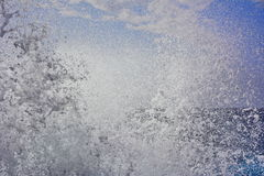 White ocean wave Royalty Free Stock Photography