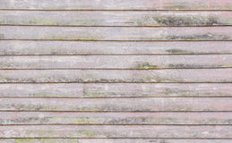 White old archaic wood background Stock Photography