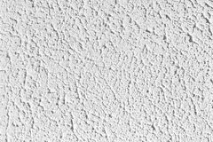 White old concrete cement wall texture or pattern Royalty Free Stock Image