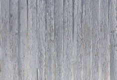 White old painted wooden background texture with vertical parall Stock Photo