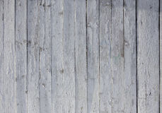 White old painted wooden background texture with vertical parall Royalty Free Stock Photo