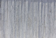 White old painted wooden background texture with vertical parall Royalty Free Stock Images