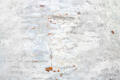 White old plaster wall Background. Stock Photography