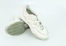 White old shoe Stock Photos