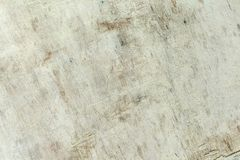 White old wood. Natural white wood wall paint texture. Royalty Free Stock Image