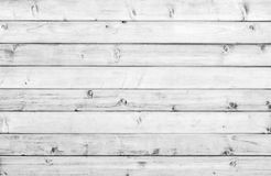 White old wooden vintage plank floor or wall surface royalty free stock photography