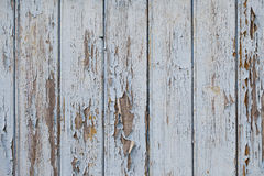 White old wooden background. White old wooden vertical planks background Royalty Free Stock Photo