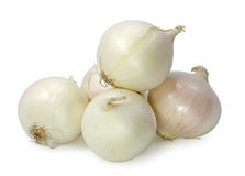 White onion Royalty Free Stock Photos