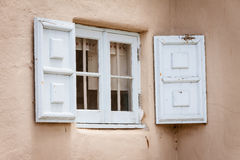 White open window Stock Photo