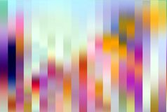 White orange blue yellow soft vivid geometries abstract background, abstract forms and geometries. Purple blue pink orange yellow silver gold soft vivid lines stock illustration