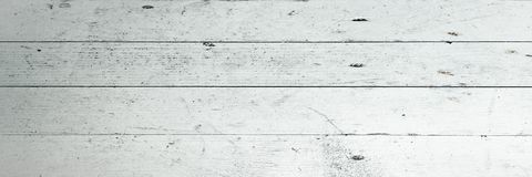 White Organic Wood Texture. Light Wooden Background. Old Washed Wood.  Royalty Free Stock Images
