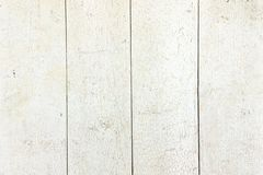 White Organic Wood Texture. Light Wooden Background. Old Washed Wood.  Stock Photography
