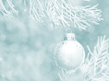 White ornament Stock Image